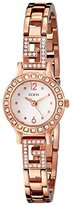 """GUESS Women's U0411L3 """"Iconic"""" Watch"""