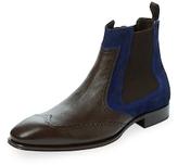 Mezlan Wingtip Chelsea Boot