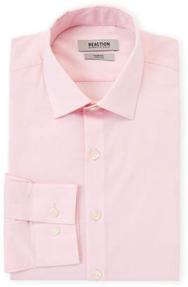 Kenneth Cole Reaction Candy Slim Fit Stretch Dress Shirt