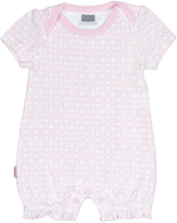 Kushies Light Pink Romper - Infant