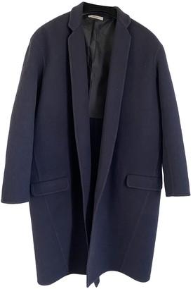 Celine Navy Cashmere Coats