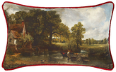 Andrew Martin National Gallery Constable's The Hay Wain Cushion
