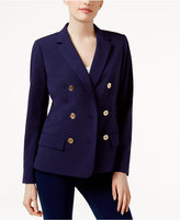 MICHAEL Michael Kors Double-Breasted Blazer