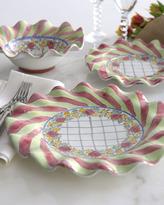 Mackenzie Childs MacKenzie-Childs Each Glen Park Dinner Plate