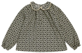 Bonton Peter Pan-Collar Blouse (4-12 Years)