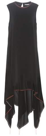 Acne Studios Elettra embellished silk dress