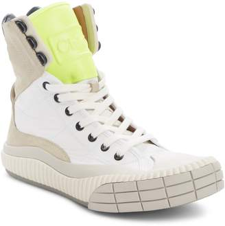 Chloé Clint High Top Sneaker