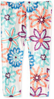 First Impressions Baby Girls' Flower-Print Leggings, Only at Macy's