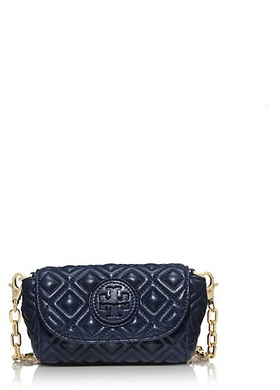 Tory Burch Marion Quilted Crossbody
