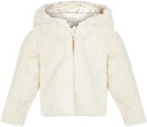 Monsoon Baby Brooklyn Fur Coat
