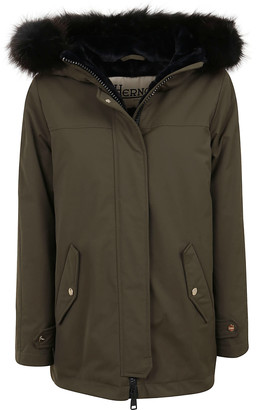 Herno Padded Long Jacket