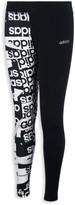 adidas Girl's Core Two-Toned Leggings