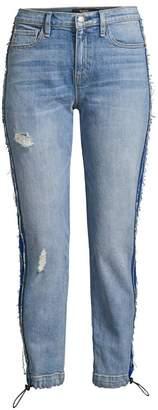 Hudson Jeans Jesse Boyfriend-Fit Jogger Jeans