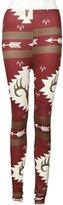 Women Leggings, Leegor Fashion Women Skinny Printed Stretchy Pants (S, )