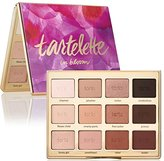 Tarte Tartelette in Bloom Clay Palette 12 Colors Eye Shadow By High Performance Naturals