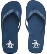 Original Penguin Mens Pacific Flip Flops Navy