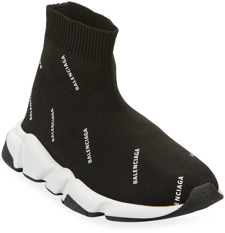 Balenciaga Black Boys' Shoes | Shop the