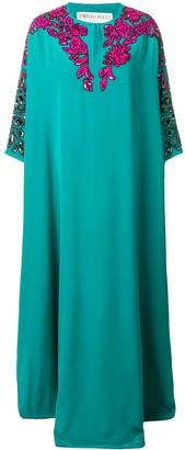 Emilio Pucci embellished kaftan dress