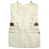 Balmain Mini linen dress