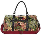 Patricia Nash Cuban Tropical Collection Milano Weekender