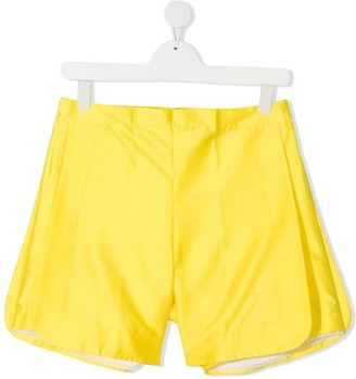 Mi Mi Sol TEEN pleated shorts