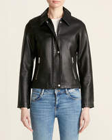 Levi's Classic Laydown Collar Faux Leather Jacket