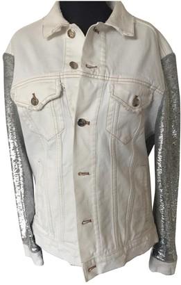 IRO Spring Summer 2018 White Denim - Jeans Jackets