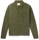 Folk Shell Shirt Jacket
