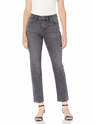 Jag Jeans Women's Stella High Rise Straight Jean