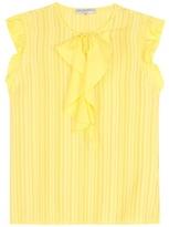 Emilio Pucci Cotton-blend top