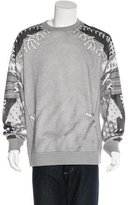 Givenchy Stray Jacket Print Sweatshirt