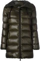 Moncler 'Suyen' padded coat - women - Feather Down/Polyamide - 2