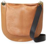 Diane von Furstenberg Calf Hair Leather Hobo Bag