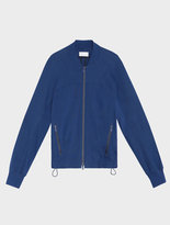 DKNY Pure Jacket With Cinched Hem