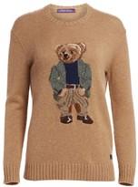 Ralph Lauren Bedford Bear Crewneck Sweater