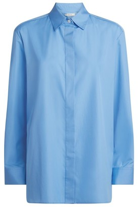 The Row Cotton Sisea Shirt