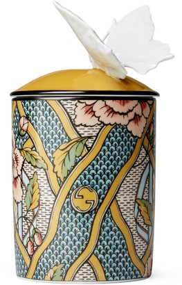 Gucci Esotericum, medium butterfly candle