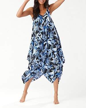 Tommy Bahama Floral Print Scarf Dress