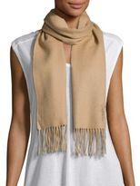 Saint Laurent Wool & Cashmere Scarf