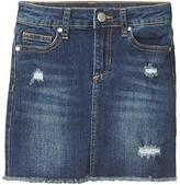 Joe's Jeans The Markie Skirt (Little Kids/Big Kids) (Bright White) Girl's Skirt