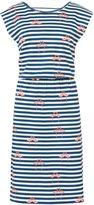 Sugarhill Boutique Hetty Flamingo Stripe Dress
