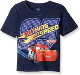 Disney Toddler Boys Cars Nothing But Speed Short Sleeve Tee