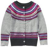 Gymboree Fair Isle Cardigan