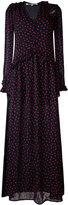 McQ by Alexander McQueen Pussybow seam dress - women - Polyester - 38