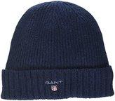 Gant Boy's Lined Beanie Hat