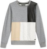 Sean John Fleece Tannin Sweater, Toddler Boys (2T-5T) & Little Boys (2-7)