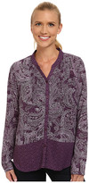 Prana Evelyn Button Down Top