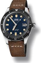 Oris Artelier stainless steel watch