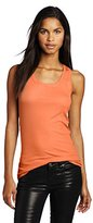 BCBGMAXAZRIA Women's Liza Essential Tank Top