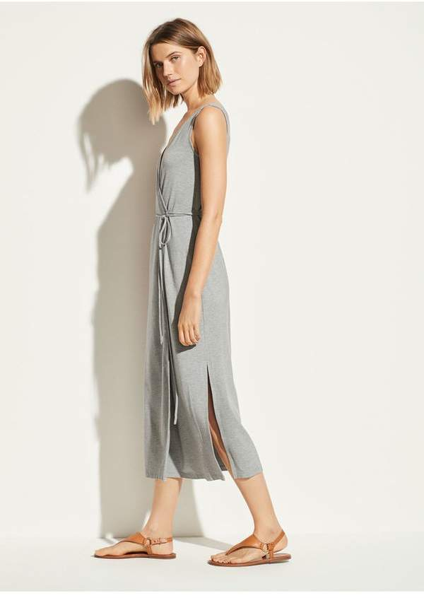 3cb3a1b895bb Vince V Neck Dresses - ShopStyle